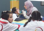 Activities held for Palestinian orphans