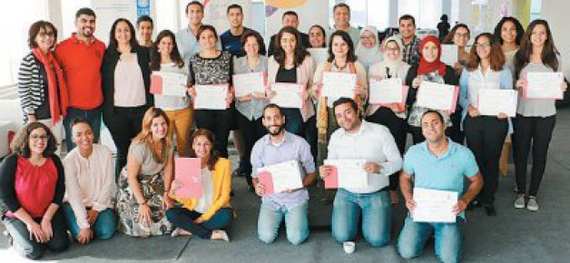 Mena social entrepreneurs inspired by boot camp