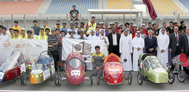 QU contest awards first place winner with a trip to the US