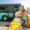 Mowasalat plans to increase safety at the main bus station in Old Ghanim
