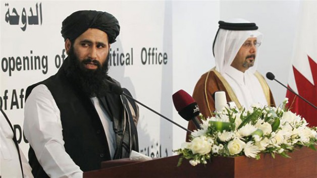 Taliban discussion in Doha today
