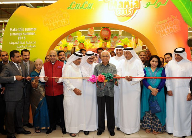 Mango Festival to last a week at all Lulu Hypermarket outlets