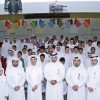 Presentation by Ashghal at Al Wakrah Preparatory School