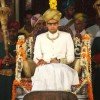Wodeyar crowned maharaja of Indian royal family
