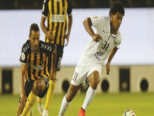 El Jaish gets a spot in the finals, thanks to Romarinho's goal