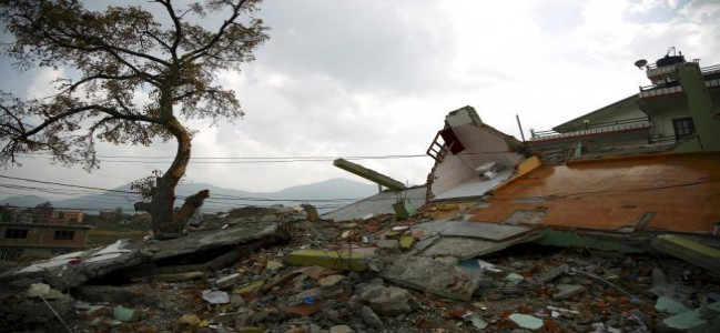Another earthquake in Nepal claims more lives