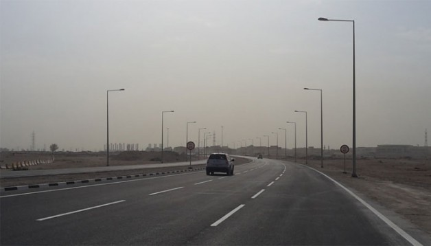 New road to ease traffic in Al Wakrah